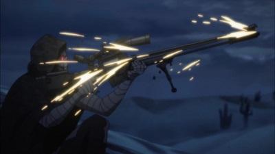 Sword Art Online - Season 2 Episode 12 : Bullet of a Phantom