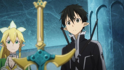 Sword Art Online - Season 2 Episode 17 : Excalibur