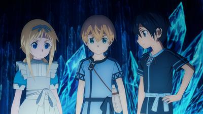 Sword Art Online - Season 3 Episode 1 : Underworld