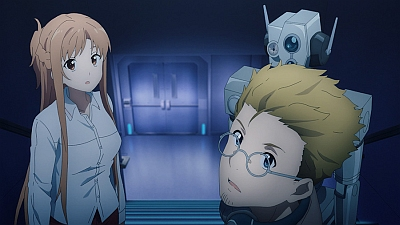 Sword Art Online - Season 3 Episode 11 : Central Cathedral