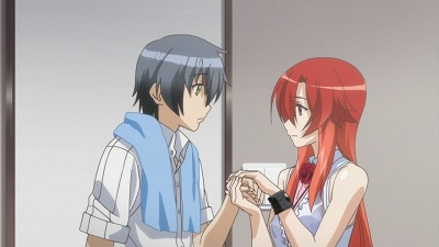 Red String of Fate!?