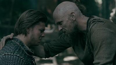 Watch Vikings - Season 5 Episode 1 : The Departed (Part 1