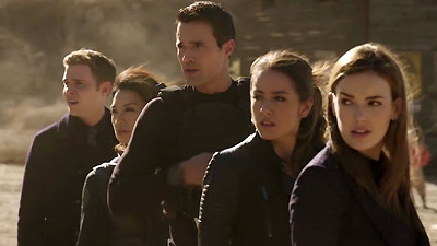 Marvel's Agents of S.H.I.E.L.D. - The Magical Place - Season 1 Episode 11