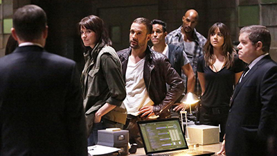 Marvel's Agents of S.H.I.E.L.D. - Shadows - Season 2 Episode 1