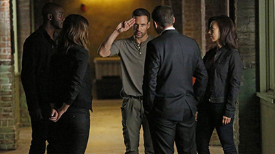 Marvel's Agents of S.H.I.E.L.D. - Heavy Is the Head - Season 2 Episode 2