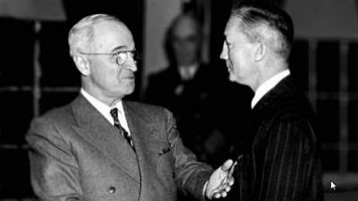 The Cold War: Truman, Wallace, Stalin, Churchill & the Bomb