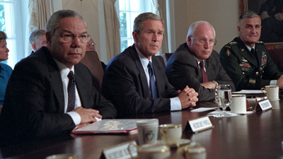 Bush and Clinton: Squandered Peace - New World Order
