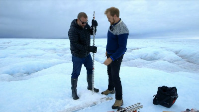 Greenland Is Melting & Bonded Labor