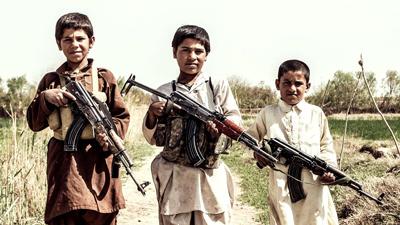 Afghanistan After Us & La Haine