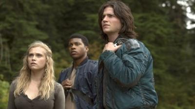 The 100 - Season 1 Episode 3 : Earth Kills