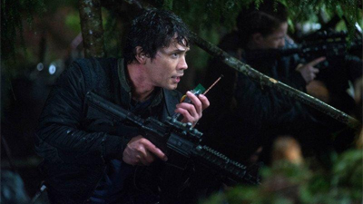 The 100 - Season 1 Episode 13 : We Are Grounders (2)