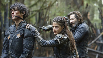 The 100 - Season 3 Episode 10 : Fallen