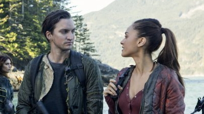 The 100 - Season 4 Episode 4 : A Lie Guarded