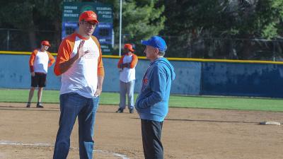 Sixteen-Inch Softball