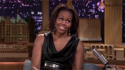 Michelle Obama, Will Ferrell, Arcade Fire