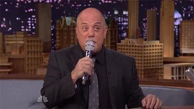 Billy Joel, Chelsea Clinton