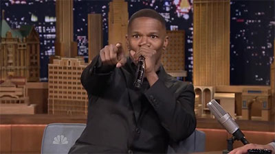 Jamie Foxx, Alan Cumming, Alicia Keys & Kendrick Lamar