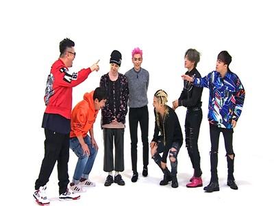 Weekly Idol - Season 1 Episode 284 : Episode 284 with BIGBANG