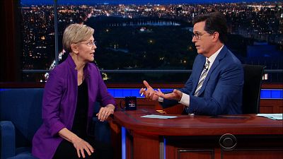 RNC, Sen. Elizabeth Warren, Billy Eichner, Cory Kahaney