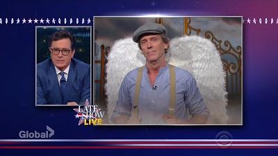 Hugh Laurie, Paul Reiser, Nate Silver