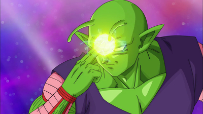 Piccolo VS Frost - Bet Everything on the Makankosappo!