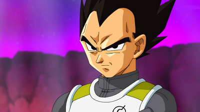 Change Your Fury Into Power! Vegeta's All-Out Battle