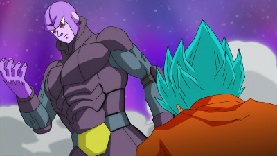 A Counter-Attack With an Improved Time-Skip?! Will Goku's New Move be Unleashed?!