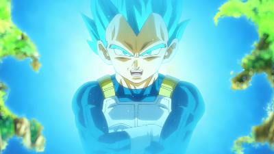 The One Who Inherits the Saiyan Blood - Trunks' Resolve