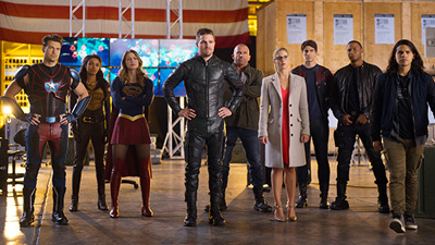 DC's Legends of Tomorrow - Invasion! (4) - Season 2 Episode 7