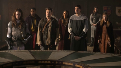DC's Legends of Tomorrow - Camelot/3000 - Season 2 Episode 12