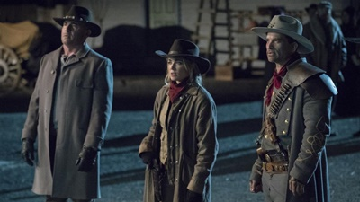 DC's Legends of Tomorrow - The Good, The Bad and The Cuddly - Season 3 Episode 18