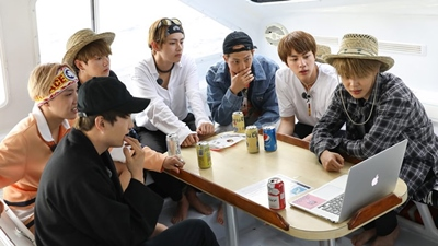 BTS: Bon Voyage - Season 2 Episode 1 : Aloha, Hawaii!