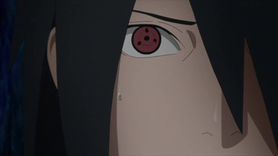 The Boy With The Sharingan