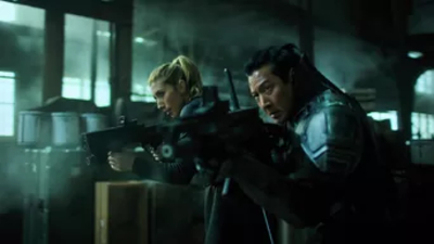 Altered Carbon - Nora Inu - Season 1 Episode 7