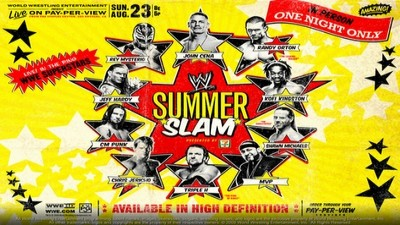 WWE Pay-Per-View - Summerslam 2009 - Season 25 Episode 9