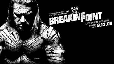 WWE Pay-Per-View - Breaking Point 2009 - Season 25 Episode 10