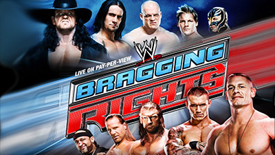 WWE Pay-Per-View - Bragging Rights 2009 - Season 25 Episode 12