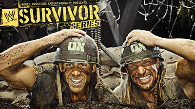 WWE Pay-Per-View - Survivor Series 2009 - Season 25 Episode 13