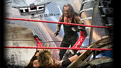 WWE Pay-Per-View - TLC: Tables, Ladders & Chairs 2009 - Season 25 Episode 14