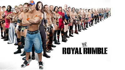 WWE Pay-Per-View - Royal Rumble 2010 - Season 26 Episode 1