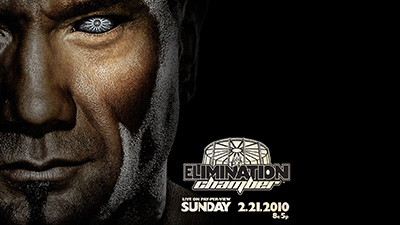 WWE Pay-Per-View - Elimination Chamber 2010 - Season 26 Episode 2