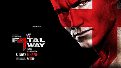 WWE Pay-Per-View - Fatal Four Way 2010 - Season 26 Episode 6