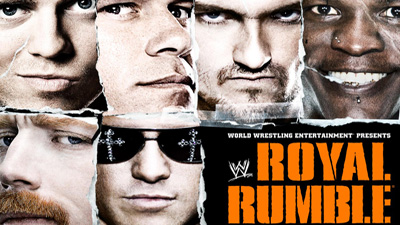 WWE Pay-Per-View - Royal Rumble 2011 - Season 27 Episode 1