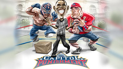 WWE Pay-Per-View - Capitol Punishment 2011 - Season 27 Episode 6