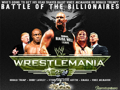 WWE Pay-Per-View - WrestleMania 23 - Season 23 Episode 4