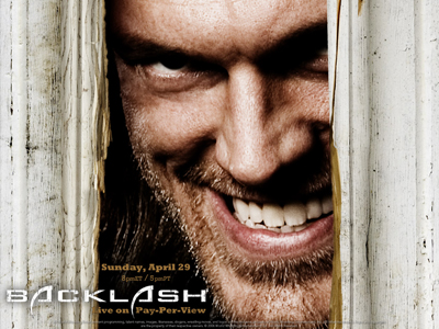 WWE Pay-Per-View - Backlash 2007 - Season 23 Episode 5