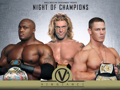 WWE Pay-Per-View - Vengeance: Night of Champions - Season 23 Episode 8
