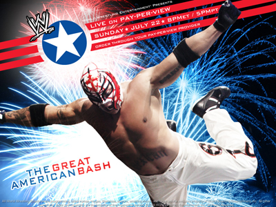 WWE Pay-Per-View - The Great American Bash 2007 - Season 23 Episode 9