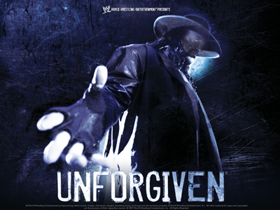 WWE Pay-Per-View - Unforgiven 2007 - Season 23 Episode 11