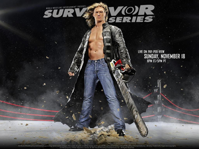 WWE Pay-Per-View - Survivor Series 2007 - Season 23 Episode 14